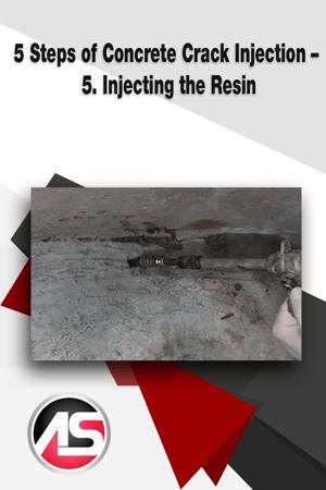 5 Steps of Concrete Crack Injection - 5 - Blog-1