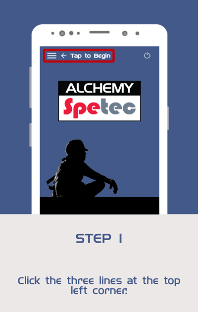 Alchemy-Spetec-App---Step-1