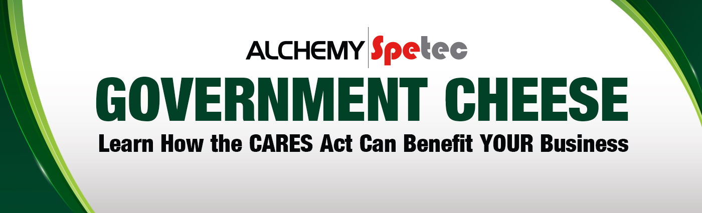 Banner - CARES Act