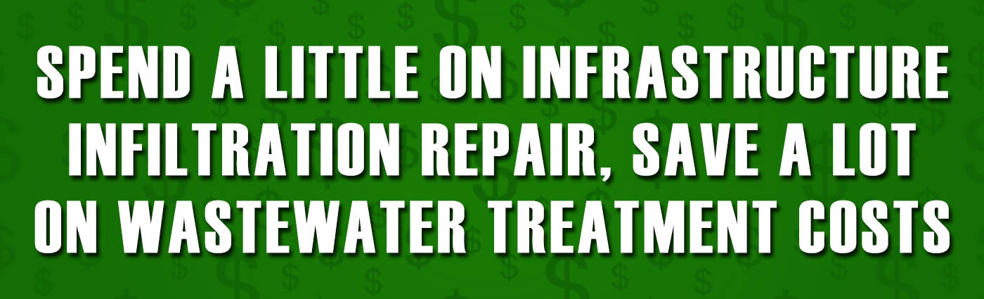 Banner - Spend a Little on Infrastructure Infiltration R
