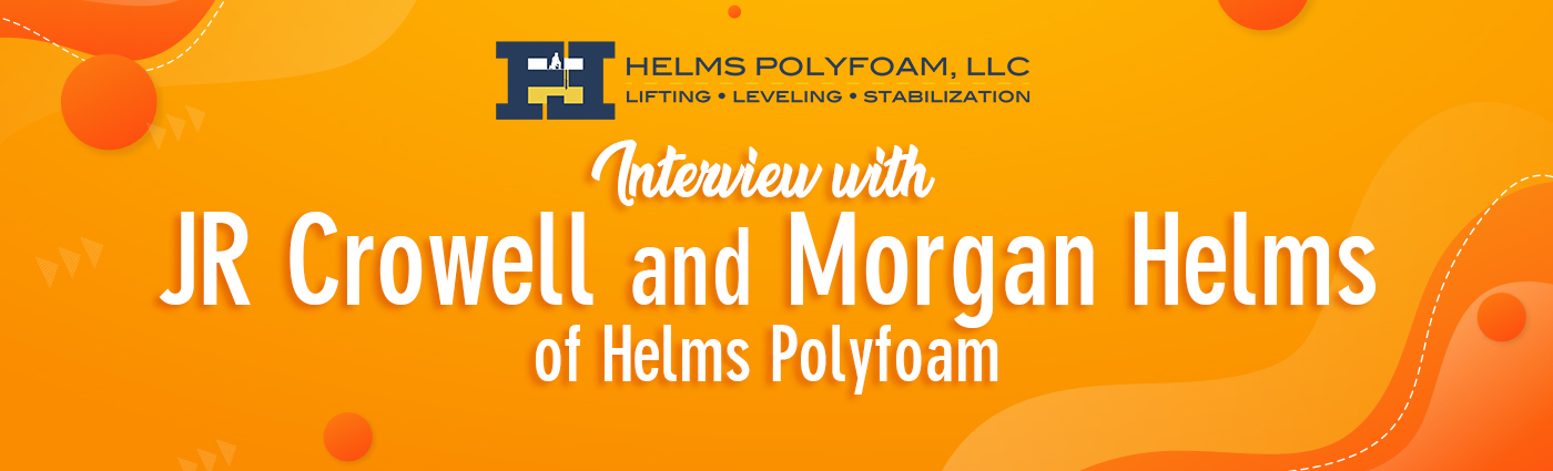 Banner Graphic - Helms Polyfoam
