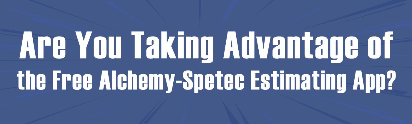 Banner-Alchemy-Spetec App