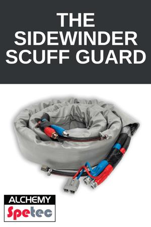 The Sidewinder Scuff Guard