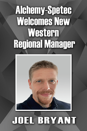 Body - Alchemy-Spetec Welcomes New Western Regional Manager Joel Bryant