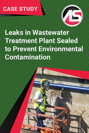 Body - Case Study - Leaks in Wastewater Treatment Plant