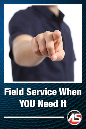 Body - Field Service When YOU Need It