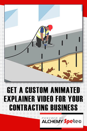 Body - Get a Custom Animated Explainer Video for Your Contracting Business
