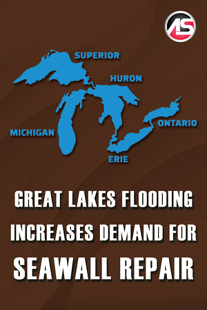 Body - Great Lakes Flooding Increases Demand for Seawall Repair