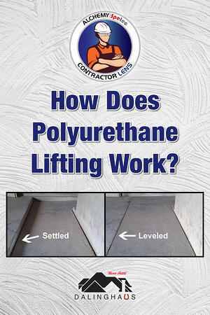 Body - How Does Polyurethane Lifting Work