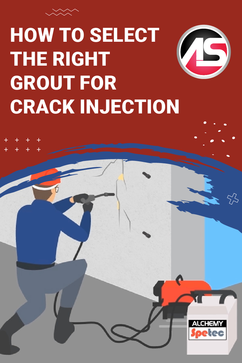 Body - How to Select the Right Grout for Crack Injection