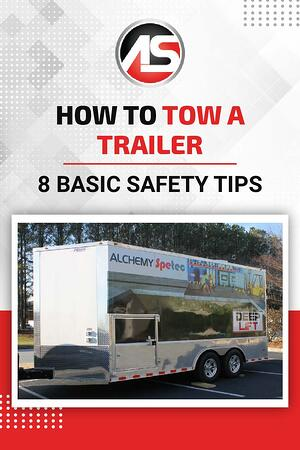 Body - How to Tow a Trailer
