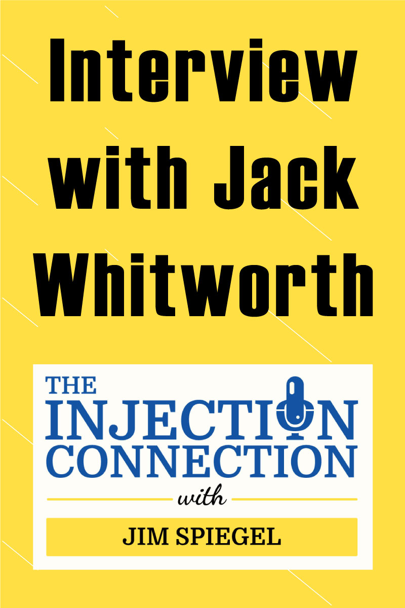 Body - Interview with Jack Whitworth