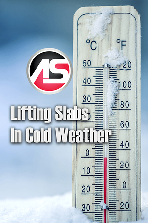 Body - Lifting Slabs in Cold Weather