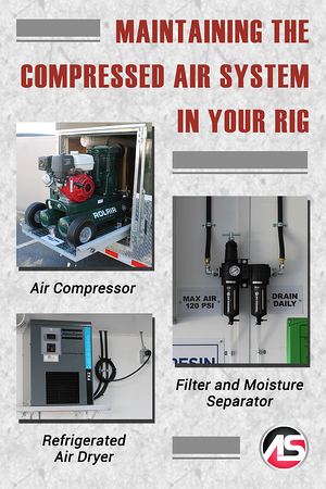 Body - Maintaining the Compressed Air System in Your Rig
