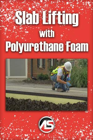 Body - Slab Lifting with Polyurethane Foam