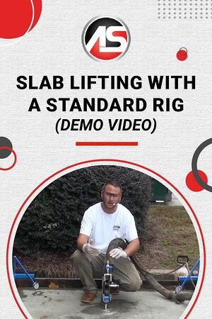Body - Slab Lifting with a Standard Rig Demo Video