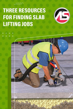 Body - Three Resources for Finding Slab Lifting Jobs