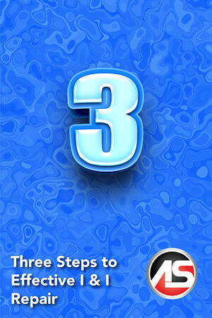 Body - Three Steps to Effective I & I Repair