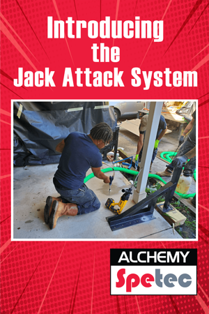 Body Graphic-Introducing Jack Attack System