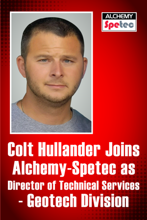 Body-Colt Hullander Alchemy-Spetec