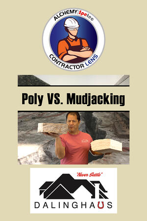 Body-Poly VS Mudjacking
