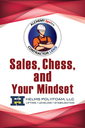 Body-Sales Chess and Your Mindset