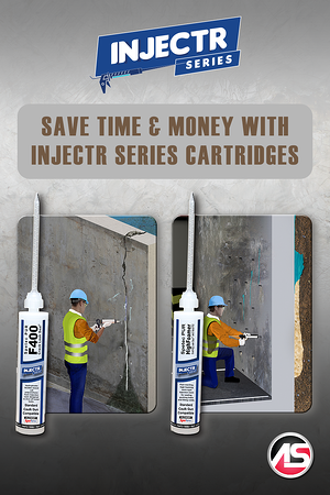 Body-Save Time & Money with INJECTR Series Cartridges