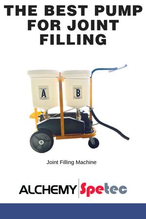 The Best Pump for Joint Filling