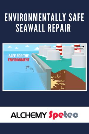 Environmentally Safe Seawall Repair