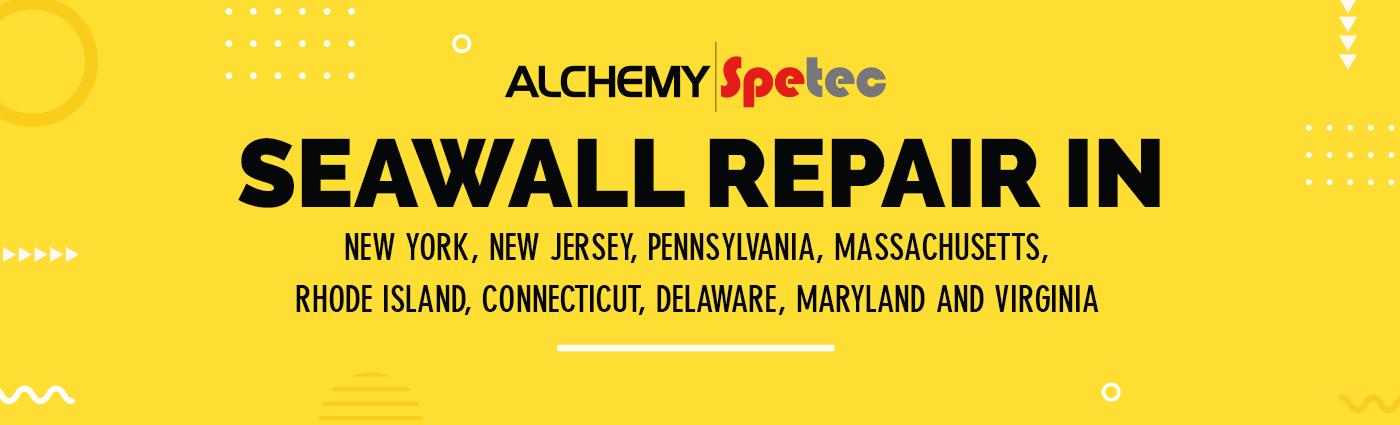 Northeast Seawall Repair - Banner