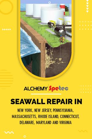 Northeast Seawall Repair - Body