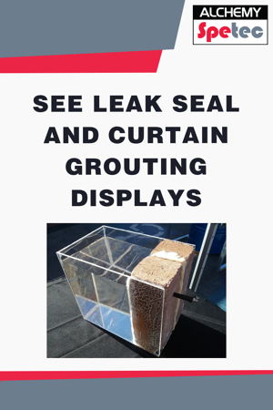 See Leak Seal and Curtain Grouting Displays-blog