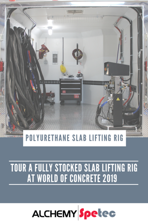 TOUR A FULLY STOCKED SLAB LIFTING RIG AT WORLD OF CONCRETE 2019 -blog