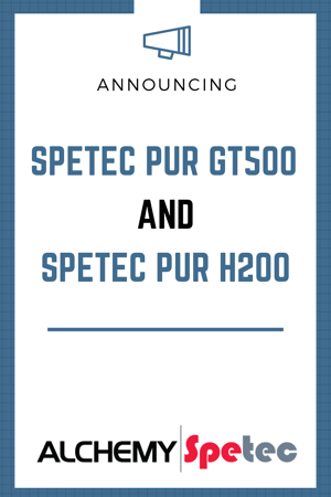 As we move toward a more clear definition of the Spetec and AP product lines representing our Leak Seal and Geotech product lines respectively, we're making a couple of product branding adjustments effective this week (or as soon as current stock is depleted). Read more...