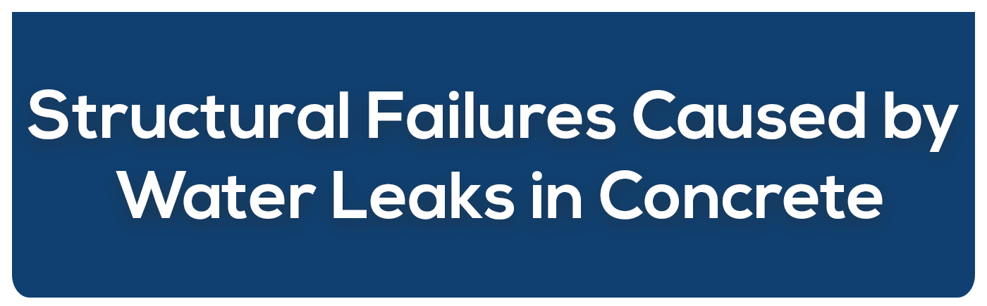 Water leaking through concrete can lead to structural failures, sinkholes, and other costly types of property damage. So where are the areas do contractors and property owners need to pay attention to? Read more...
