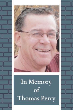 In Memory of Thomas Perry