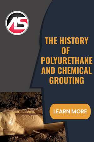 This history of polyurethane and chemical grouting contains a basic overview of how the technology has developed since it was invented in the 1930s.