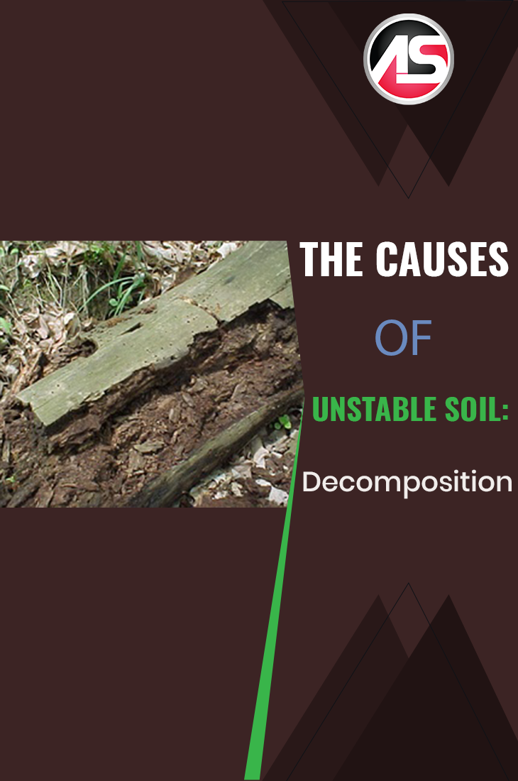 When soil has a high concentration of organic materials, it will naturally begin to decompose. When soil begins to decompose and shift, it can affect the structural stability of any surrounding building. Sinkholes, unstable soil, and low spots are all indications of soil decomposition. Read more...