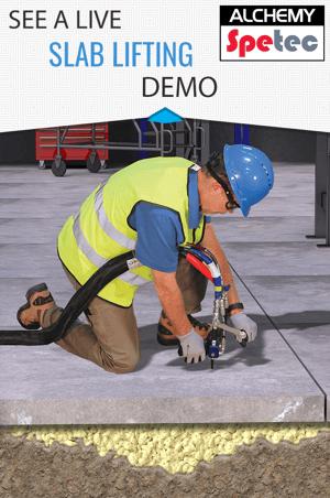 See a Live Slab Lifting Demo