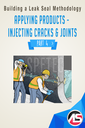 Chemical grouts are commonly injected into leaking cracks and joints to stop the flow of water, sealing off cracks and filling voids. This procedure can be performed in both wet and dry situations, in potable water or wastewater tanks, and in a variety of other structures where water is leaking. Read more...