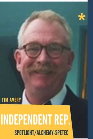 Meet Tim Avery, an Alchemy-Spetec independent rep who has injected cement and resins into the ground for over 30 years. Read more...